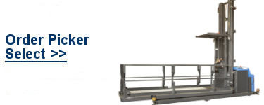 Select Combilift Order Picker Trucks